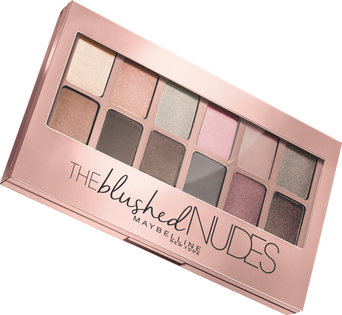 Eye Shadow Pallets The Nudes