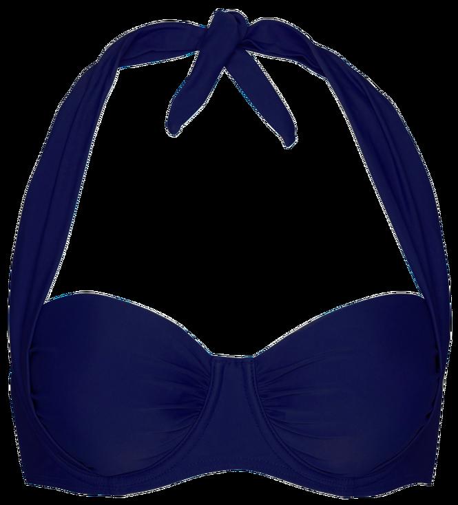 Abecita Bikinitop i halterneck-model