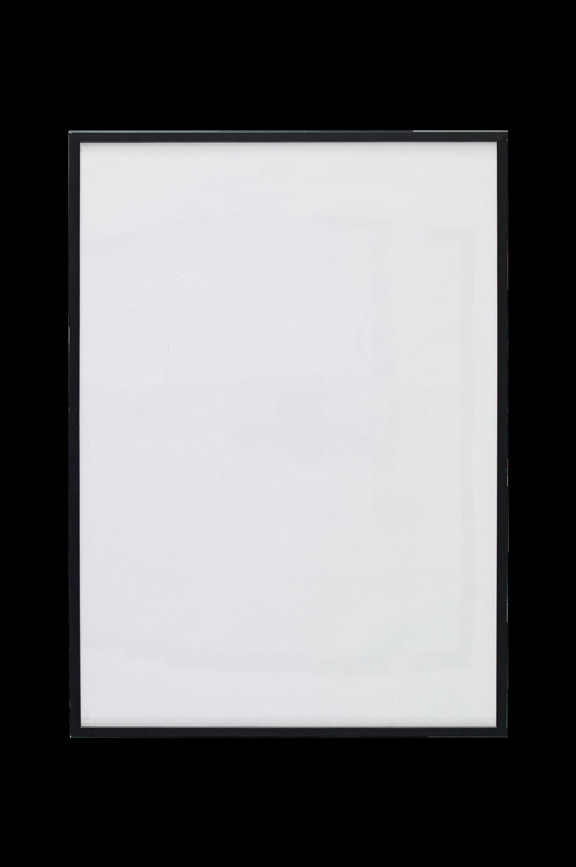 Ramme Galant Glas 50x70 cm Ellos Rammer til Boligen i Sort