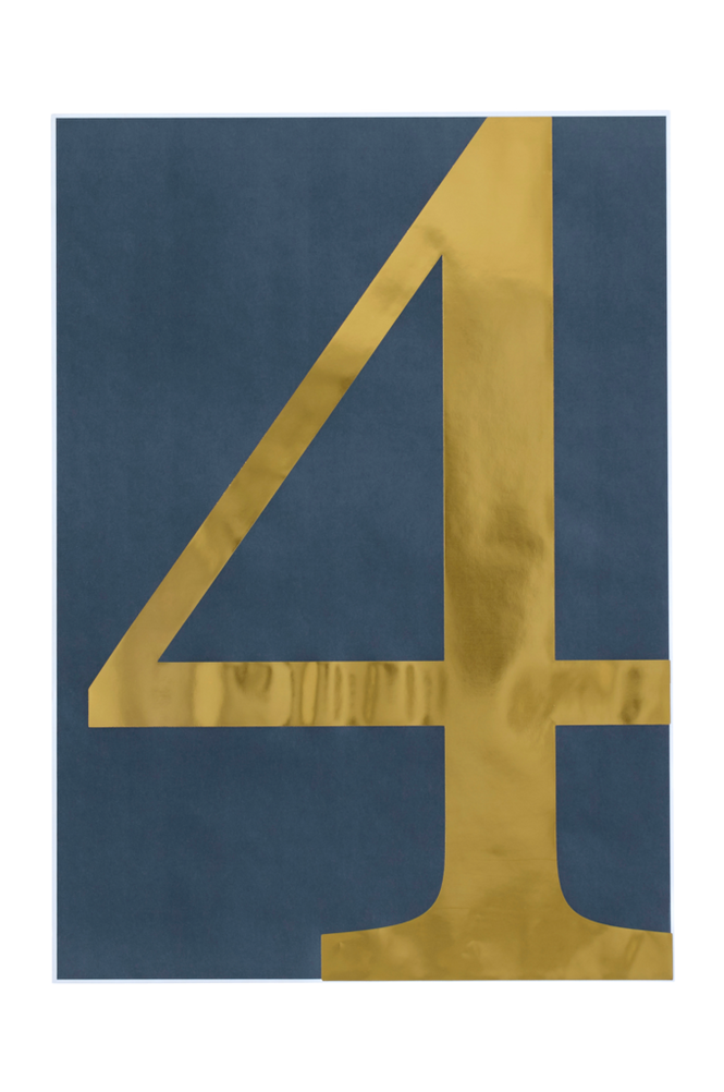 Poster Barb 50×70 cm