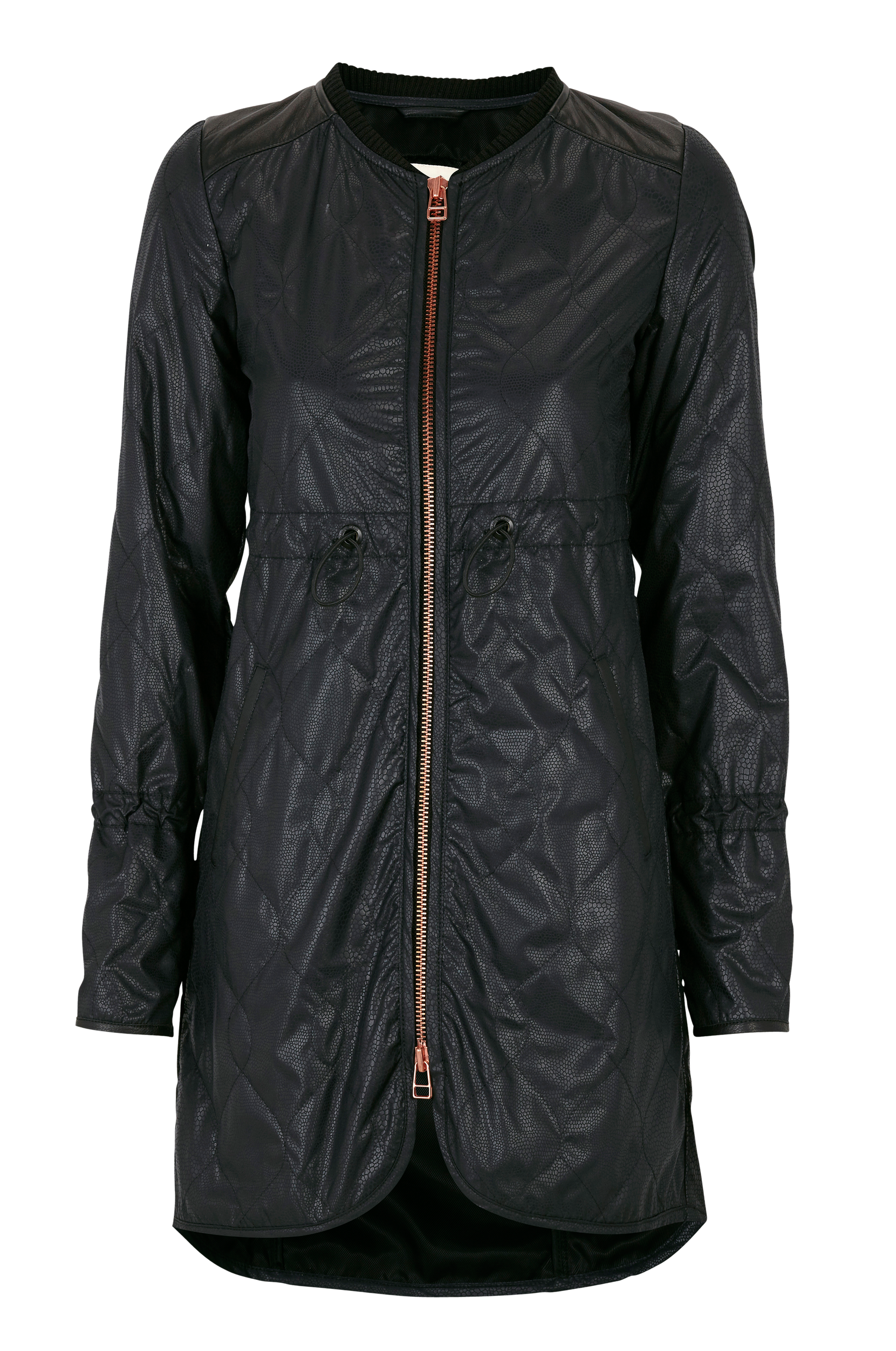 The Quilted Puffa