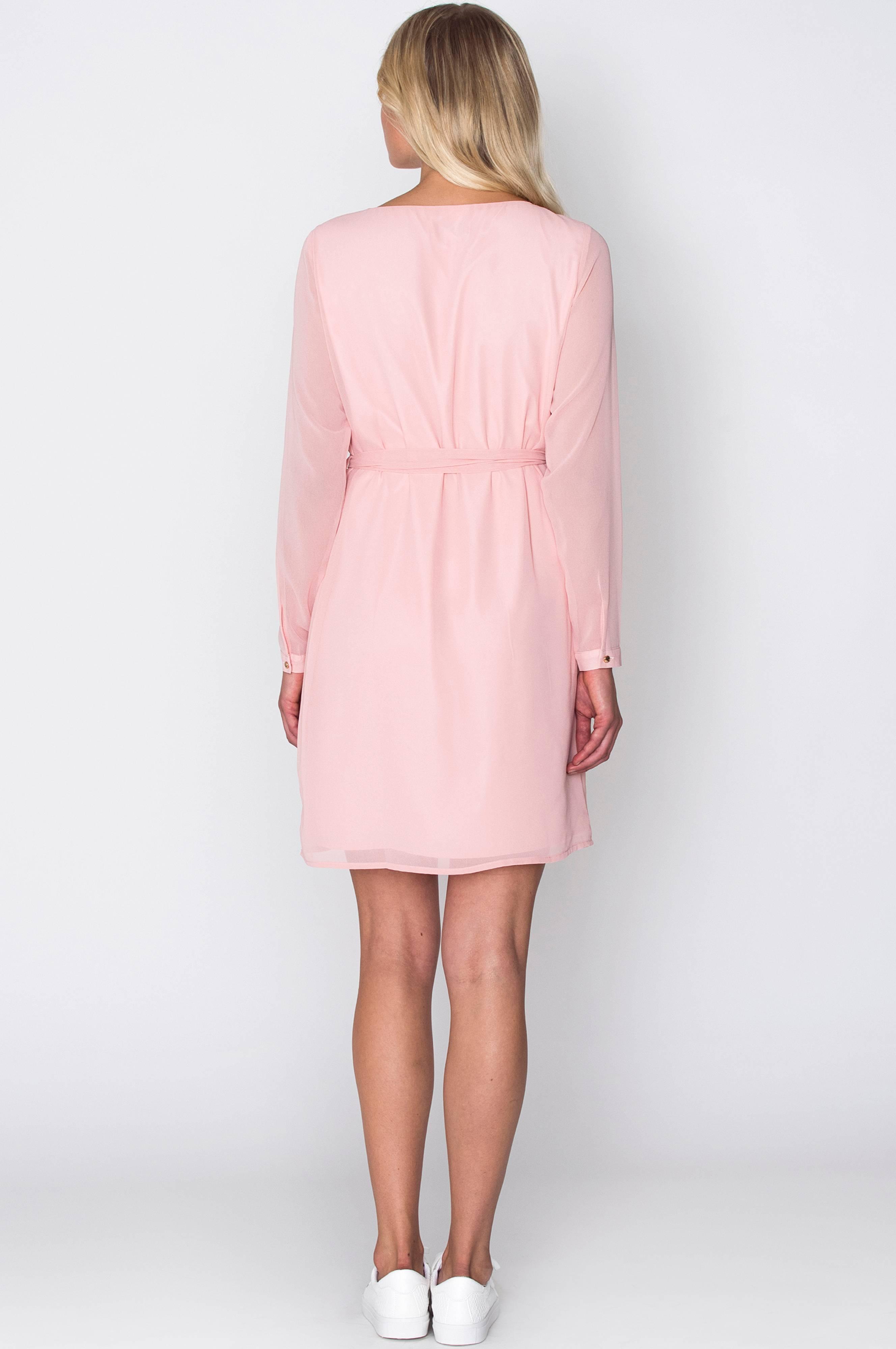 Dry Lake Kjole In Love Sleeve Dress Dame Ellos.no