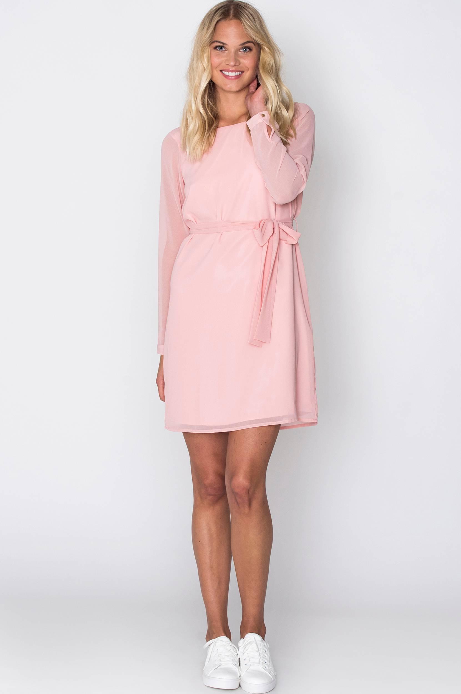 Kjole In Love Sleeve Dress Dry Lake Kjoler til Kvinder i Rosa/light pink