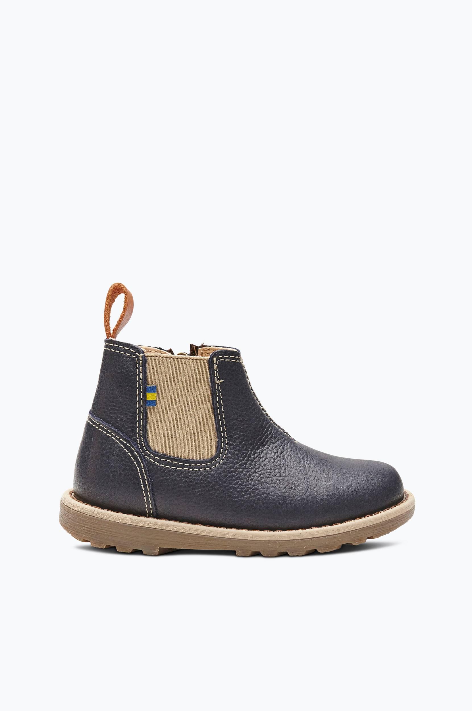 Chelsea-boots Nymölla af økologisk skind