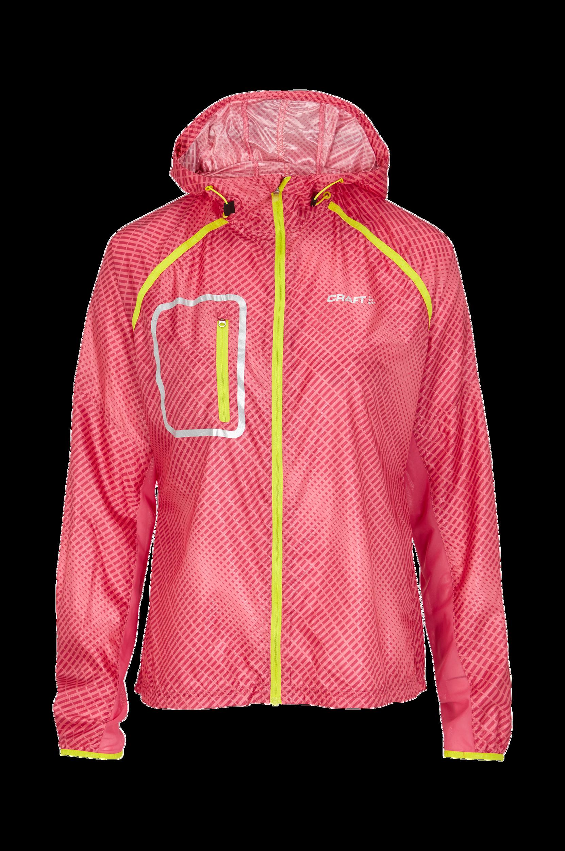 Focus 2.0 hood jacket -juoksutakki
