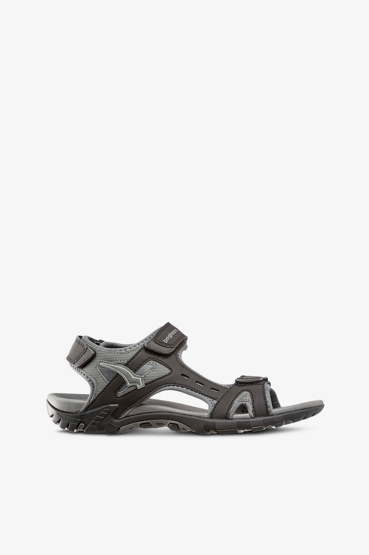Sportssandal Skipper Bagheera Sandaler & sandaler med hæl til Kvinder i Sort