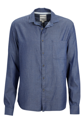 The Indigo Washed Shirt