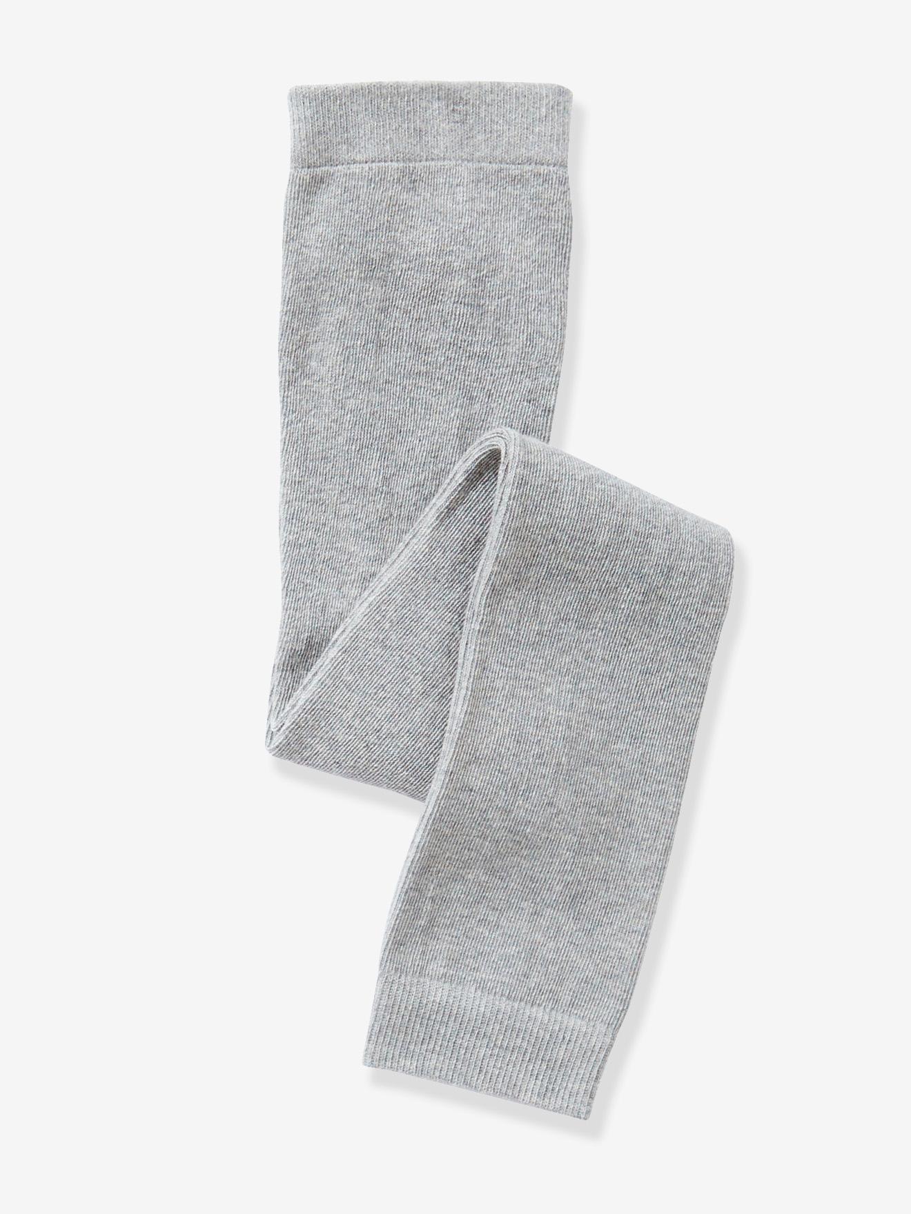 Leggings Vertbaudet Bukser & shorts til Børn i Gråmeleret