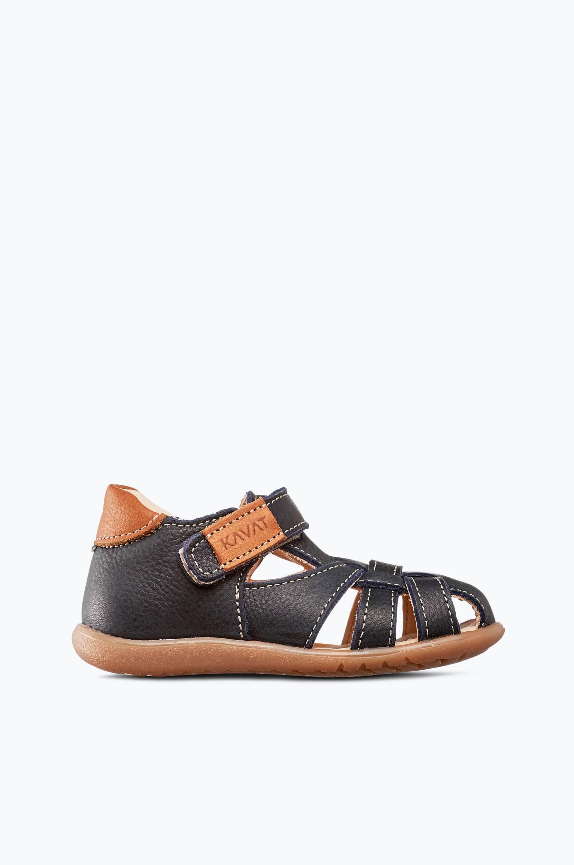 Sandaler Rullsand Eco af økologisk skind