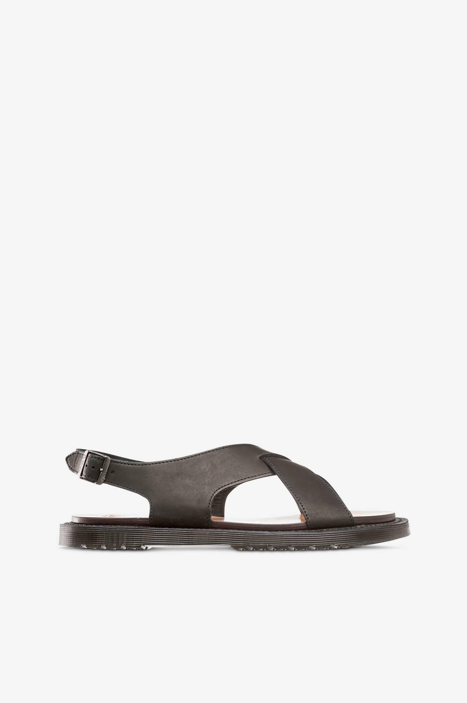 Sandaler Abella Dr Martens Sandaler & sandaler med hæl til Kvinder i Sort
