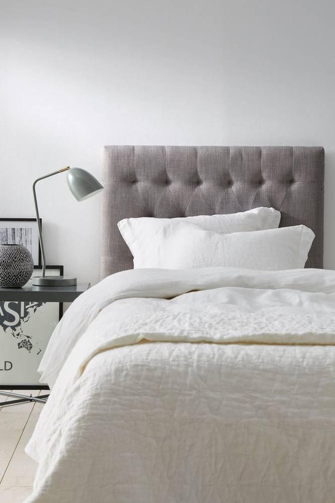 Sänggavel Stoppad 90 cm