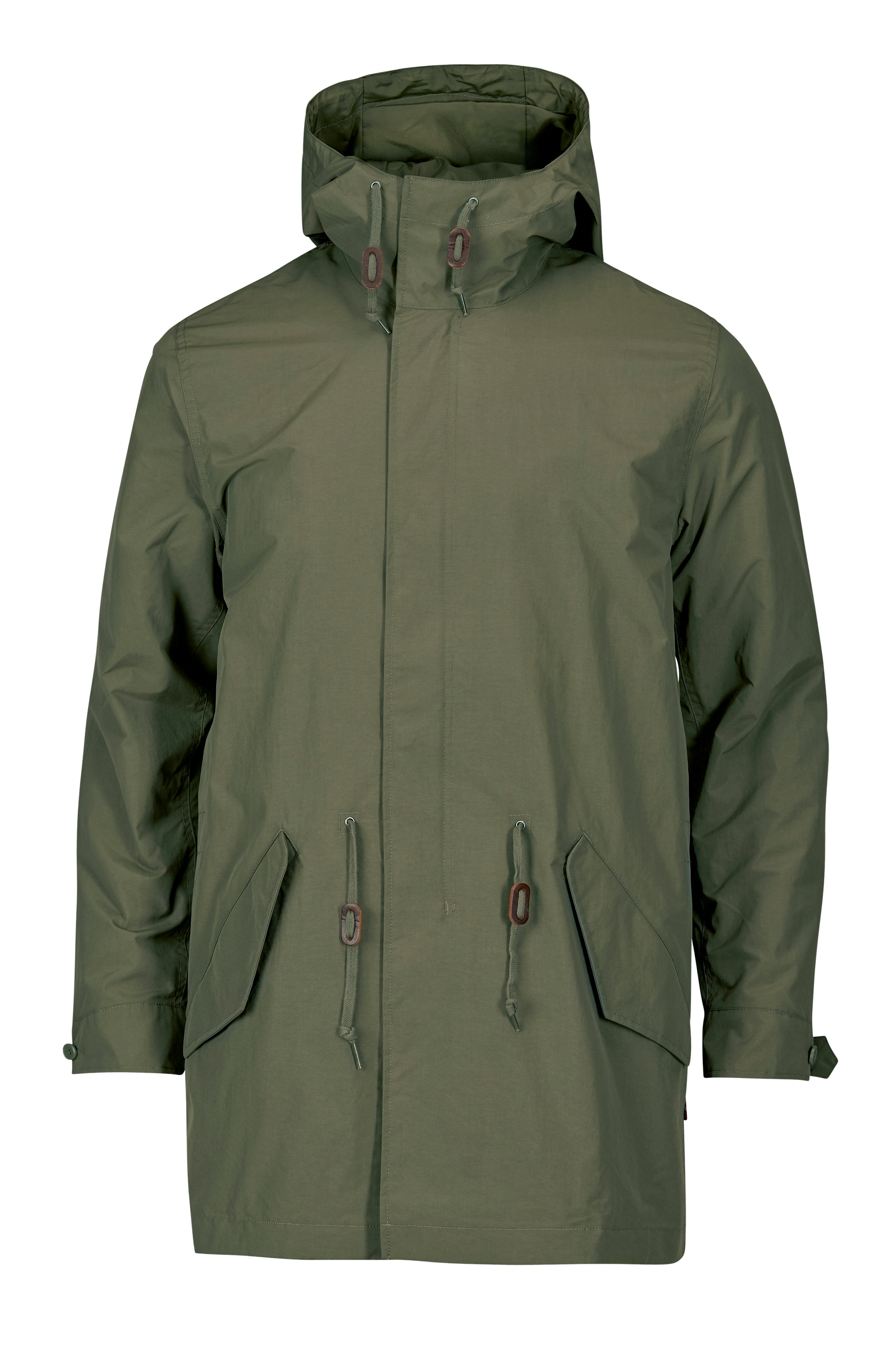 3-in-1 Fishtail Parka -parkatakki