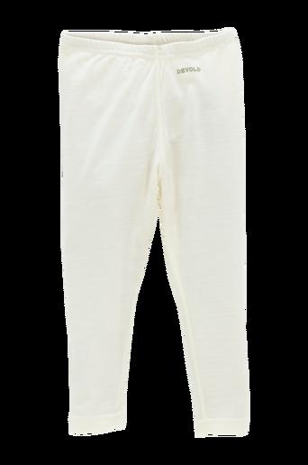 Breeze-kerrastonhousut/leggingsit ohutta villaa