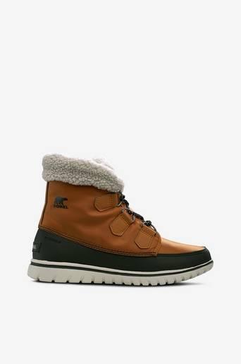 Vedenpitävät ja lämminvuoriset Cozy Carnival -kengät