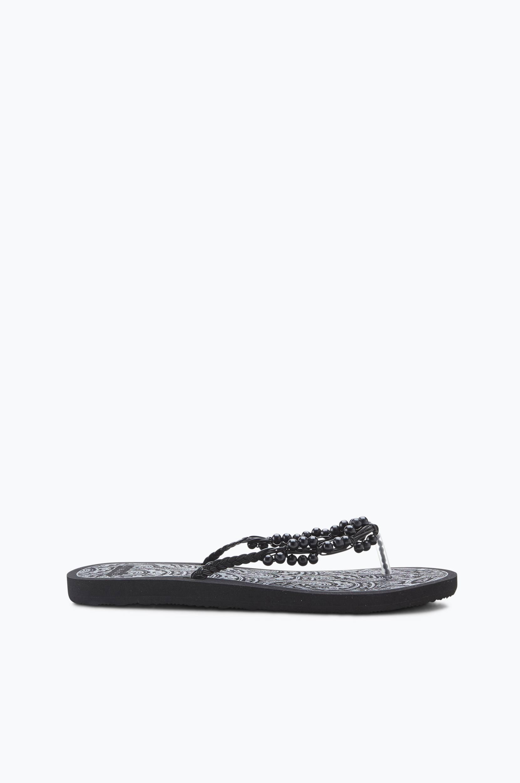 Klipklapper Alice Esprit Sandaler & sandaler med hæl til Kvinder i Sort
