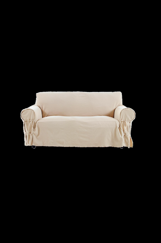Odessa-irtopäällinen 2:n istuttavaan sohvaan, puuvillakambrikkia