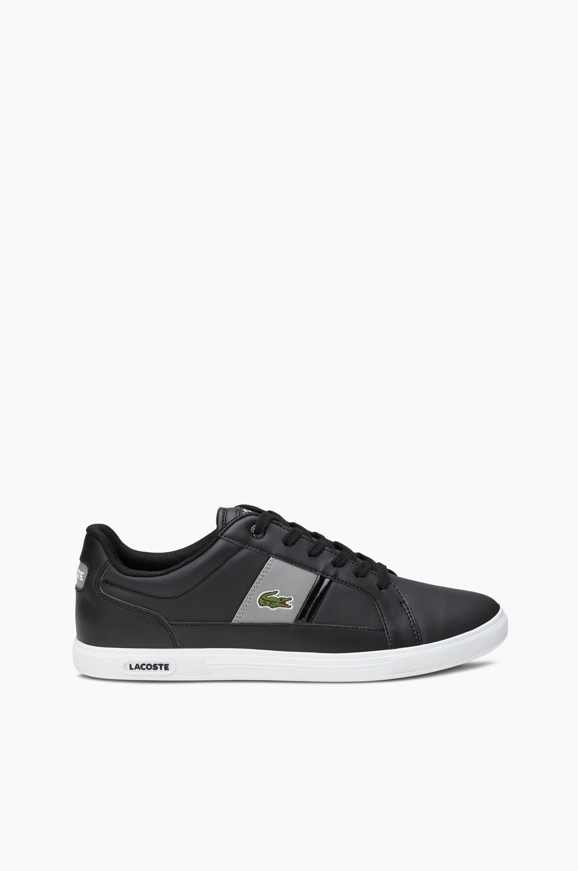 Sneakers Europa LCR3 Lacoste Sneakers til Mænd i Sort/grå