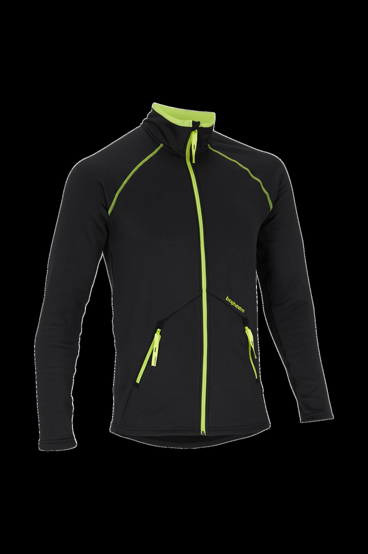 Fleecetrøje Clima Bagheera Sweatshirts & hoodies til Mænd i Sort