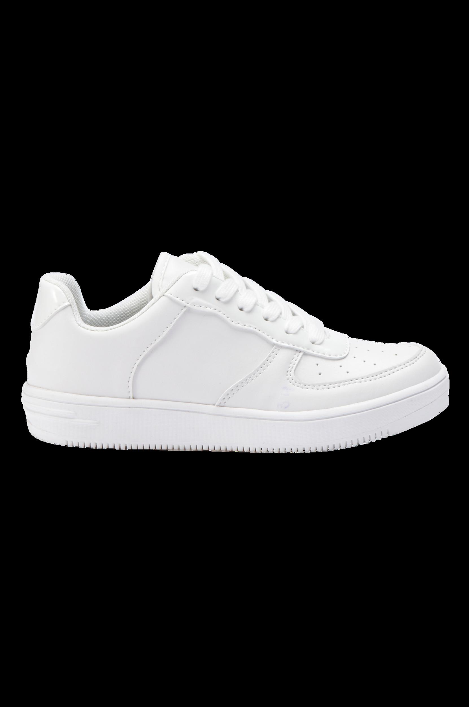 Sneakers hvide Ellos Sneakers til Børn i Hvid