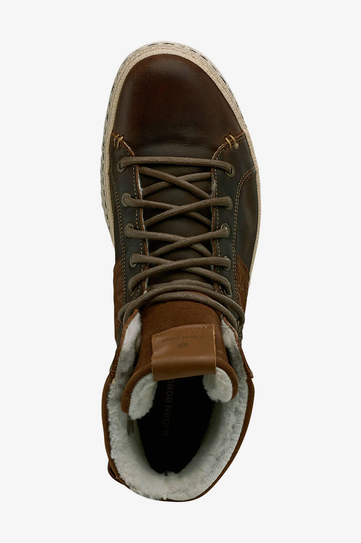 Alec-kengät, joissa mukavan lämmin vuori