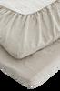 Bilde av Dra på-laken Candice i vasket lin