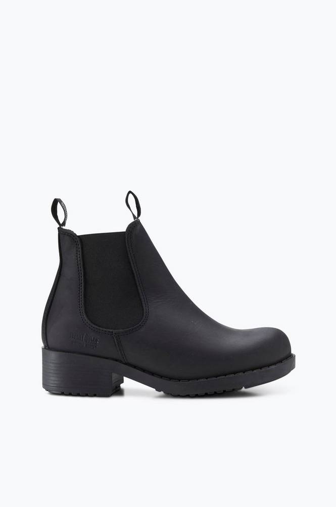 Johnny Bulls Chelsea-boots som er varmforet