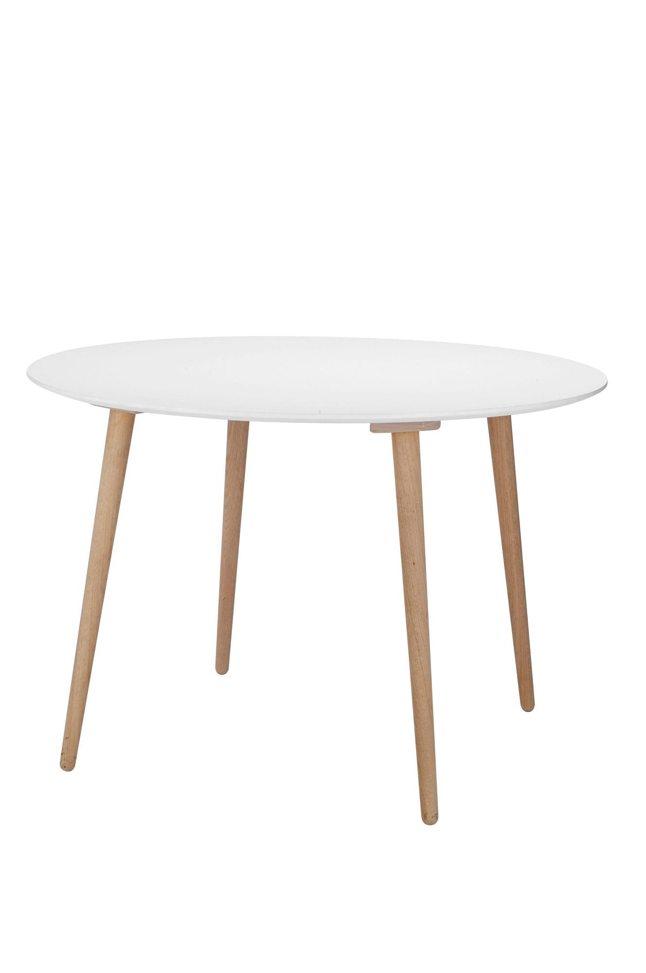 Ruokapöytä, ø 110 cm