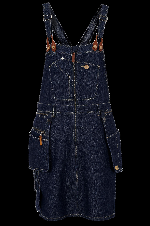 Worker dress -puutarhamekko