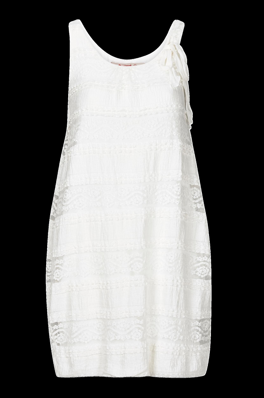 Kjole Vest Mayo Desigual Kjoler til Kvinder i Hvid