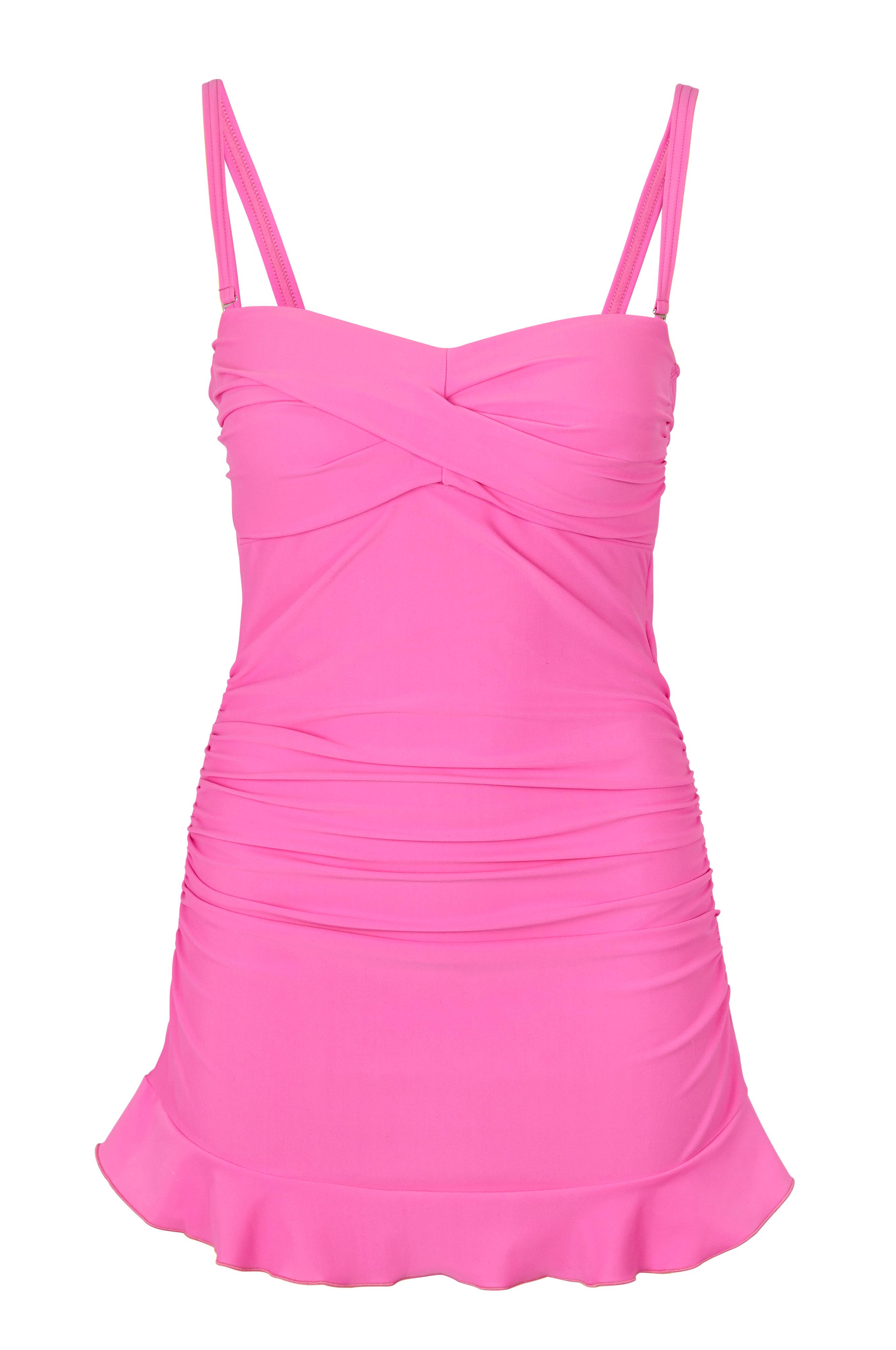 baddräkt med kjol dam