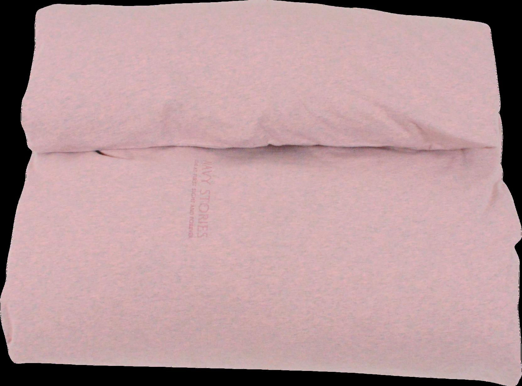 Melange-pussilakanasetti