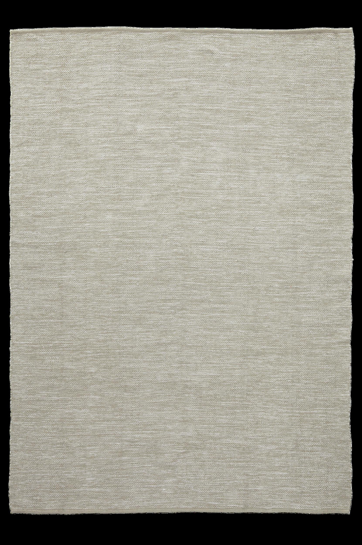 Bomuldsgulvtæppe Uni 200x290 cm Ellos Bomulds- & kludetæpper til Boligen i Beige/cremehvid