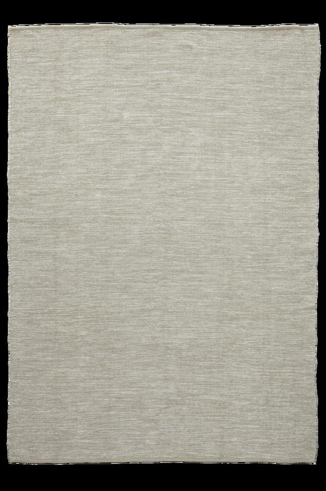 Bomullsmatta Uni 200×290 cm