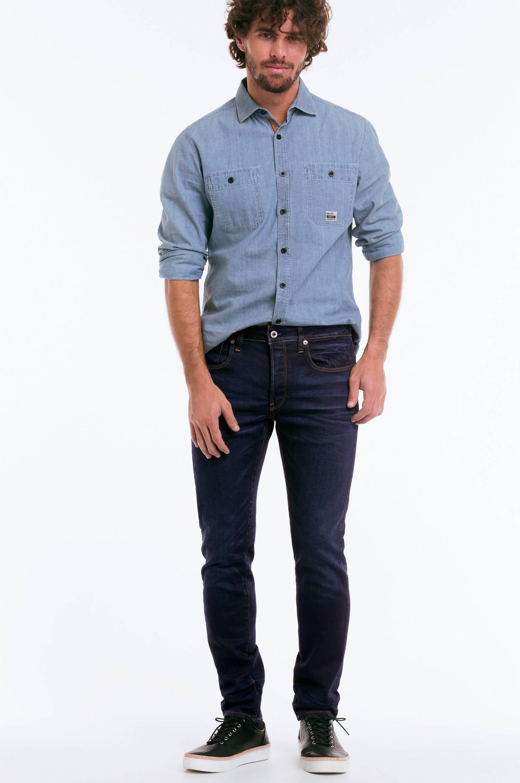 Jeans 3301 slim fit G-Star Jeans til Mænd i Blå