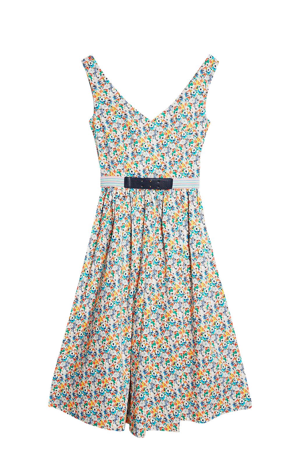 Kjole i 50'er stil Esprit Kjoler til Kvinder i Offwhite