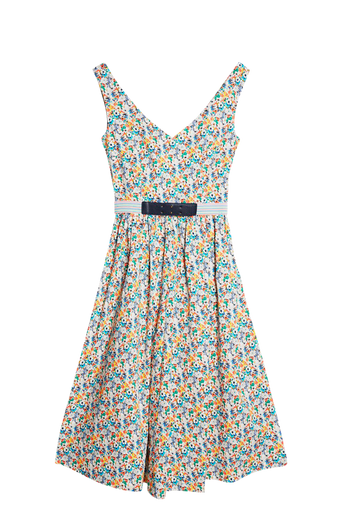 50-luvun henkinen mekko