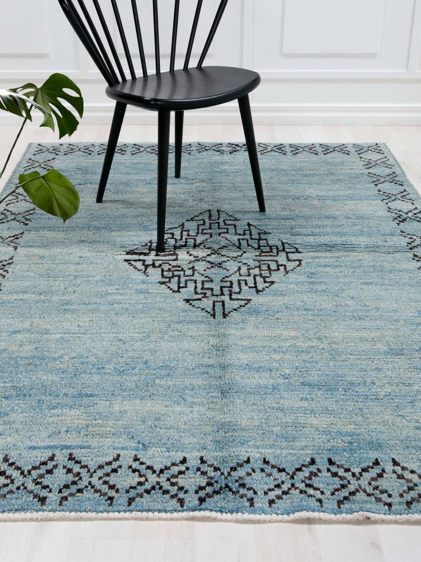 Marocko-matto 140x200 cm