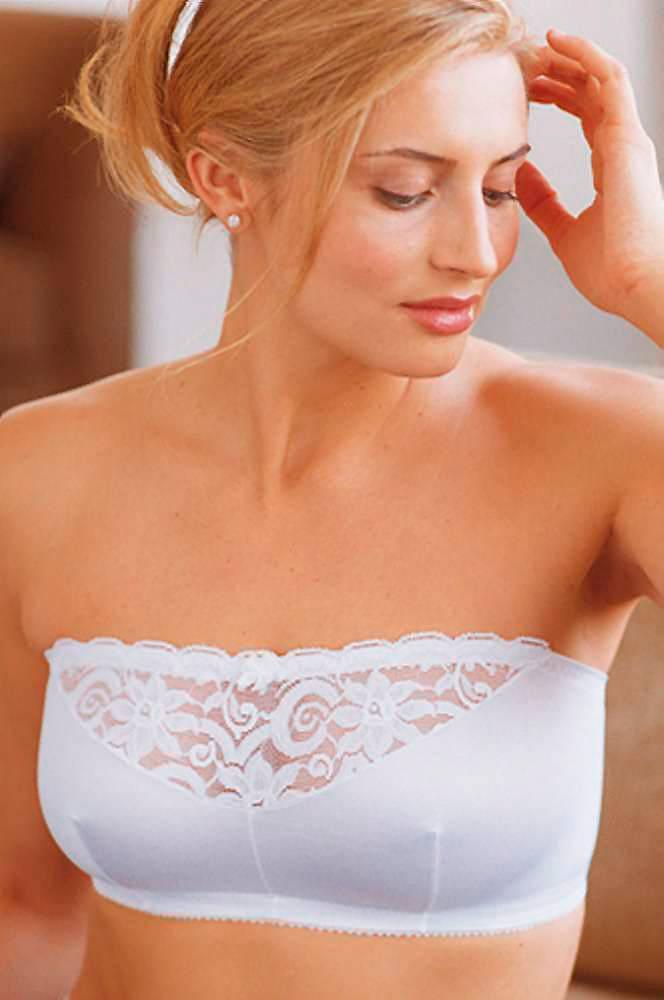 Olkaimettomat, kaarituettomat rintaliivit