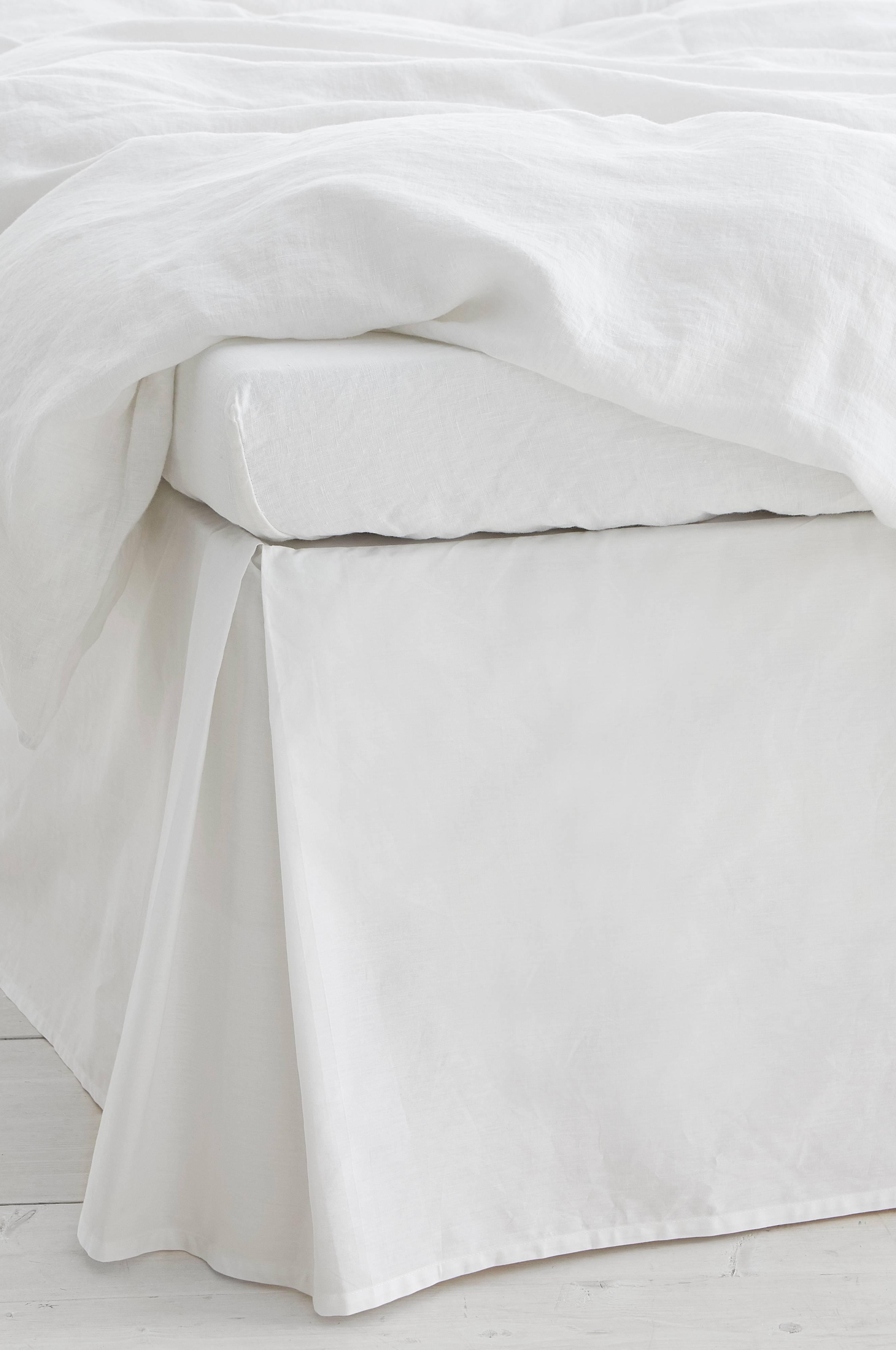 Ellos Home Sängkappa Dream i bomull, 5 storlekar Vit Hem& inredning Ellos se