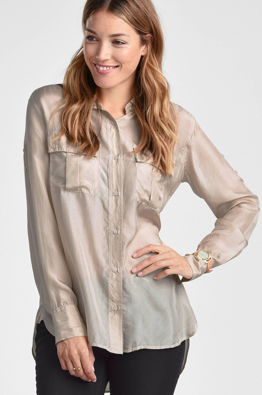 Bluse Inez Hunkydory Skjorter & bluser til Kvinder i