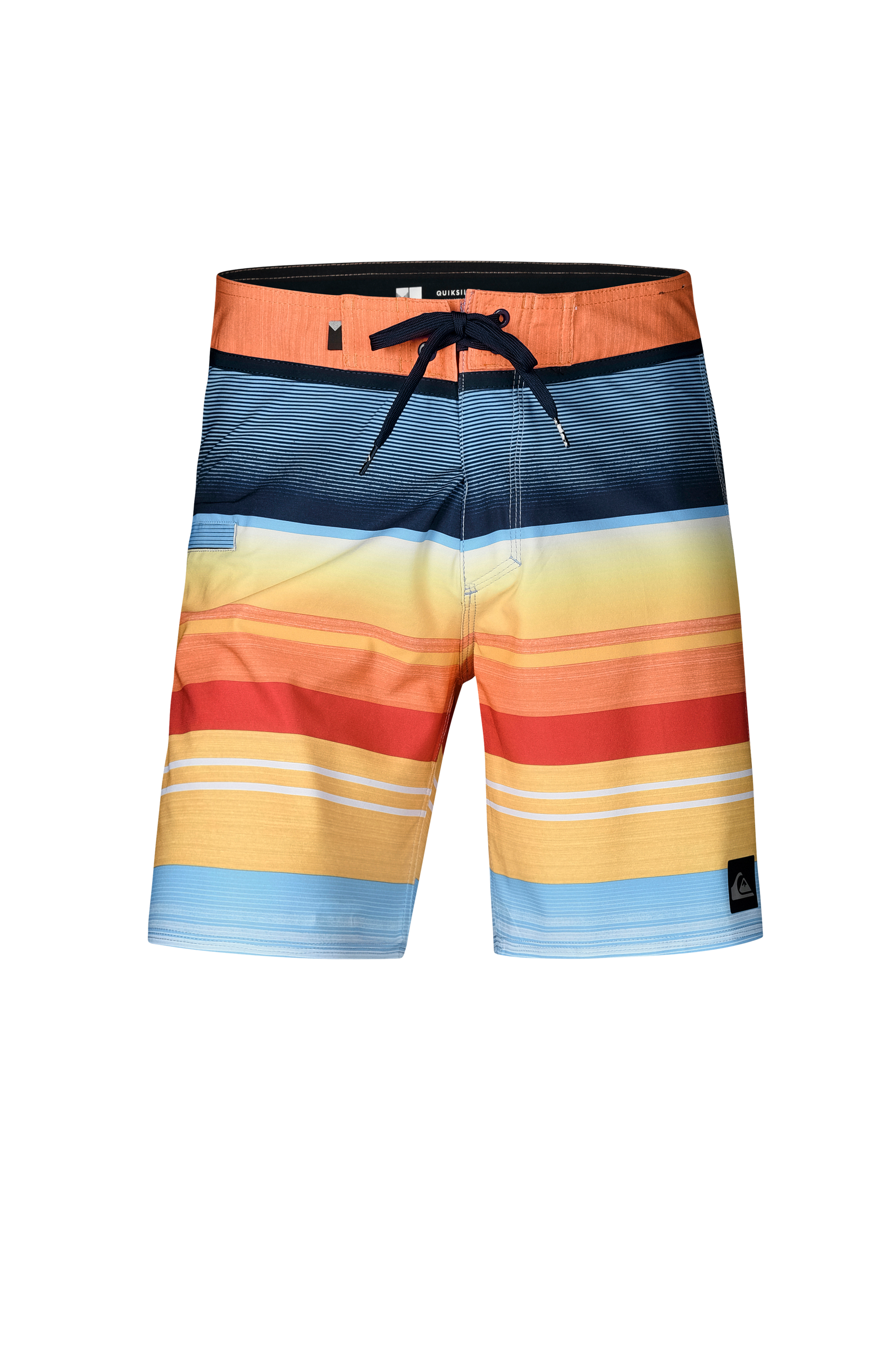 Everyday Stripe Vee Boardshorts -shortsit