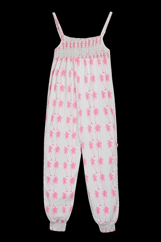 Jumpsuit Palms Nova Star Jumpsuits til Børn i Rosamønstret
