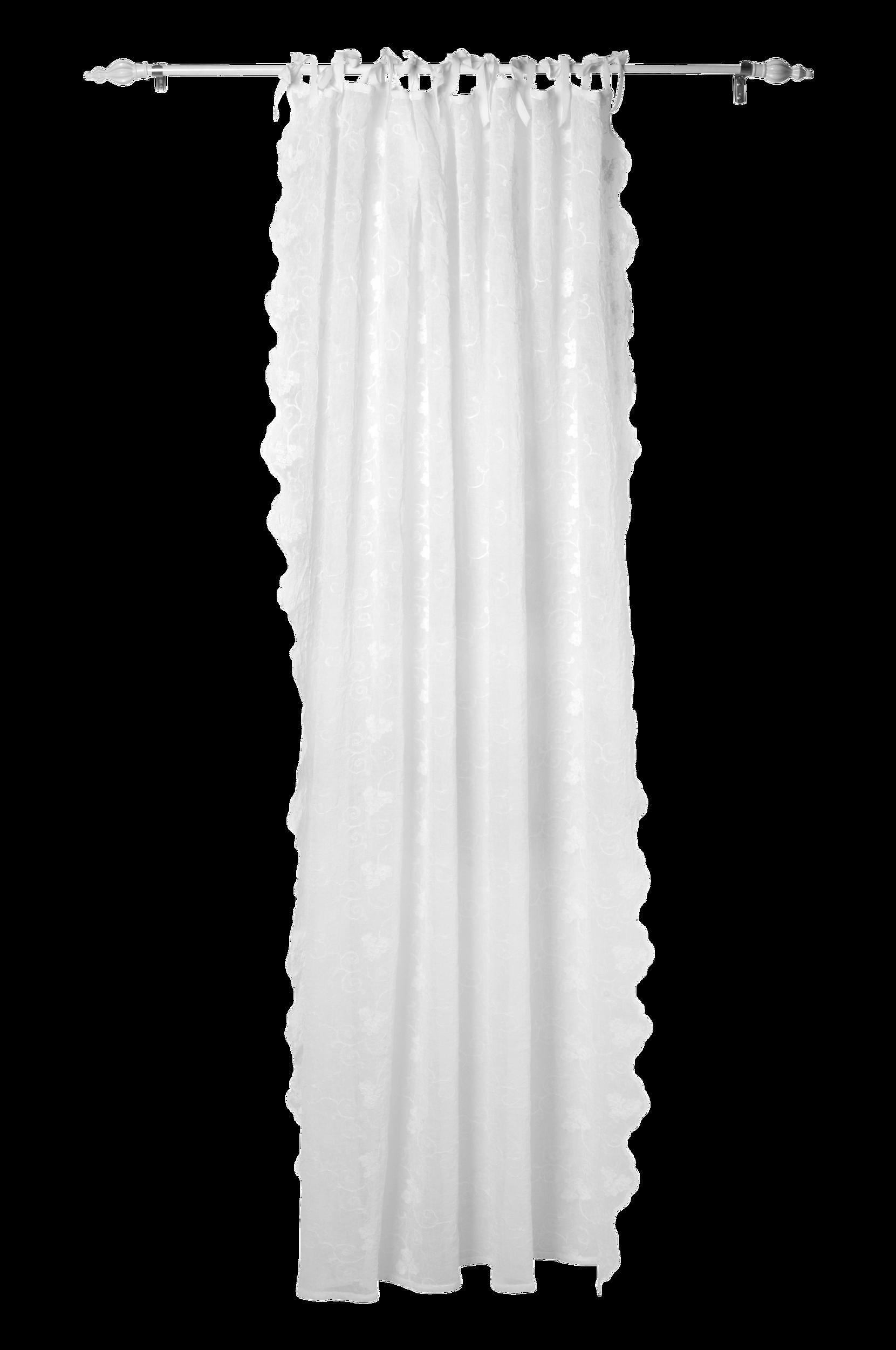 Petrea Crushed Embroidery -verho 220 x 180 cm