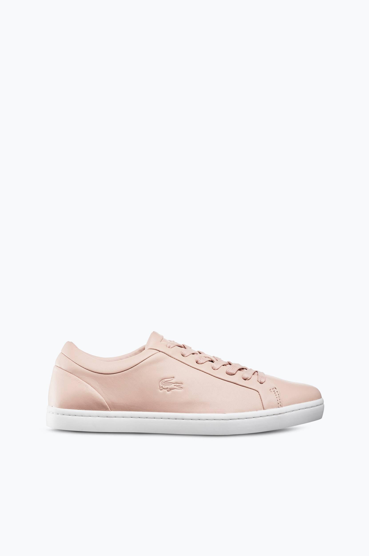 Sneakers Straightset Lacoste Sneakers til Kvinder i Rosa