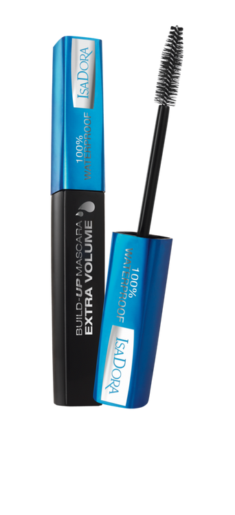 Build-Up Mascara Extra Volyme 100% Waterproof