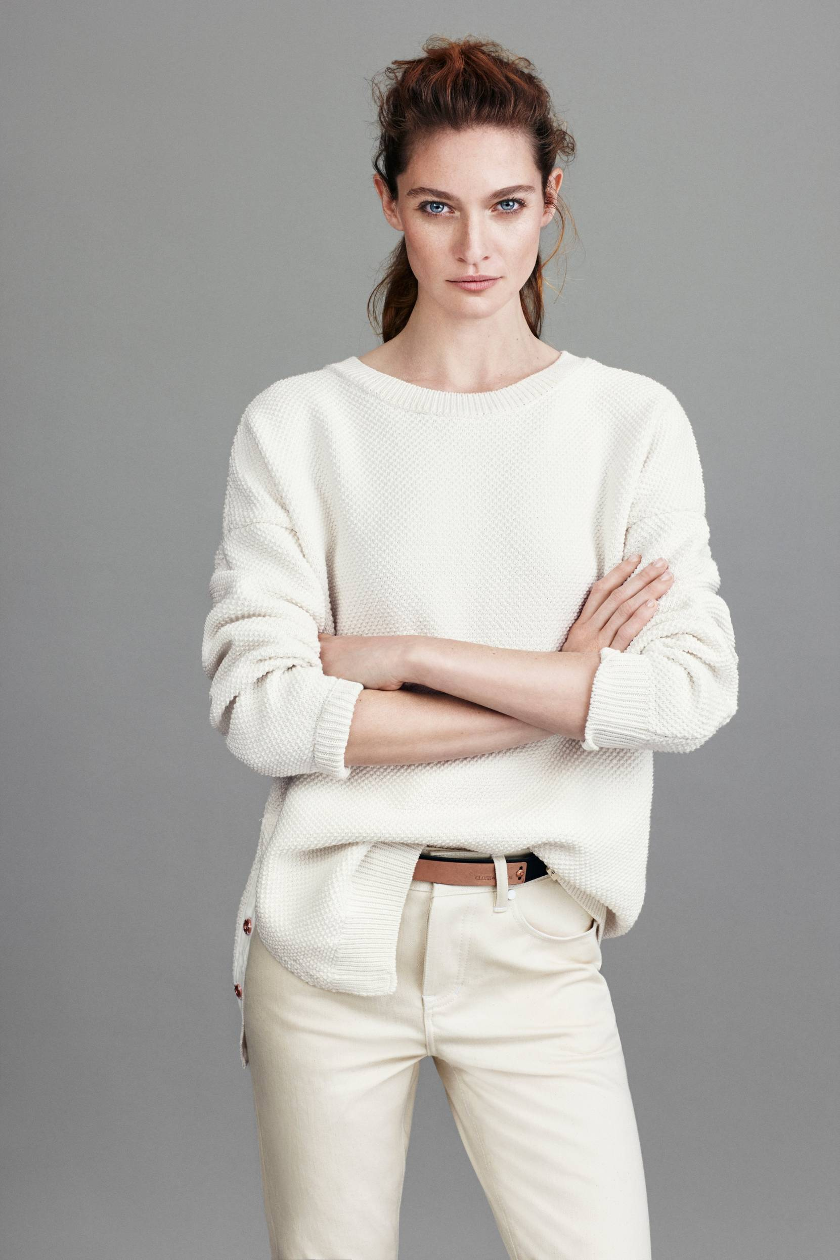 The Heavy Knitted Sweater