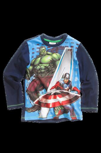 Pitkähihainen Marvel Avengers Assemble -pusero