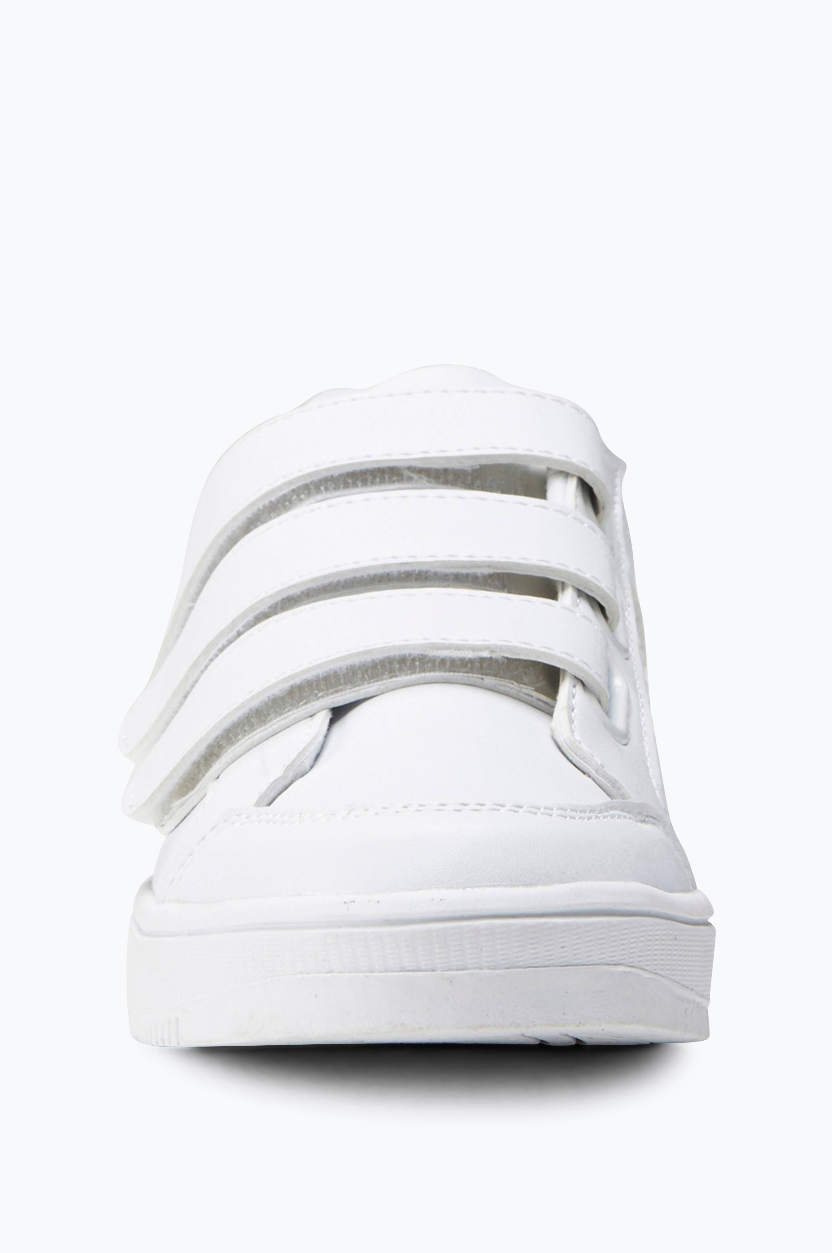 Ellos Shoes Sneakers med kardborre Vit Barn Ellos.se