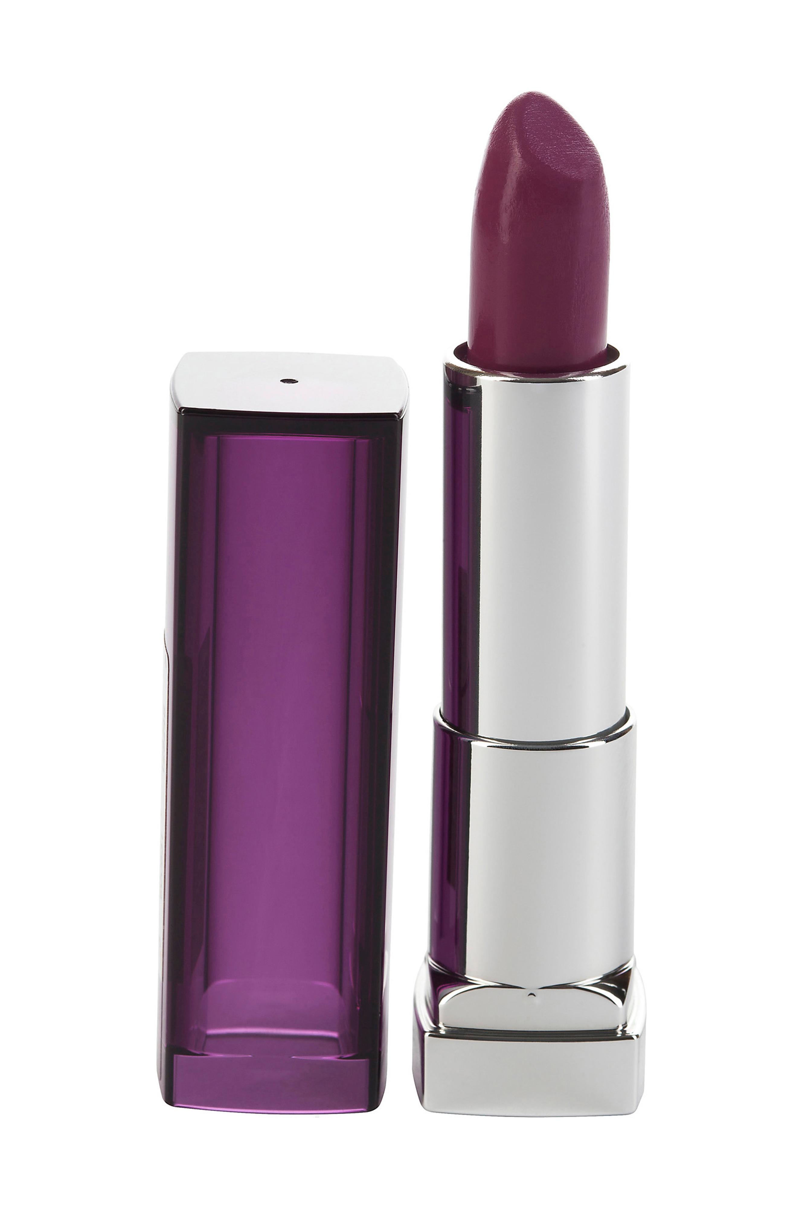 maybelline color sensational lipstick lila sk nhet. Black Bedroom Furniture Sets. Home Design Ideas