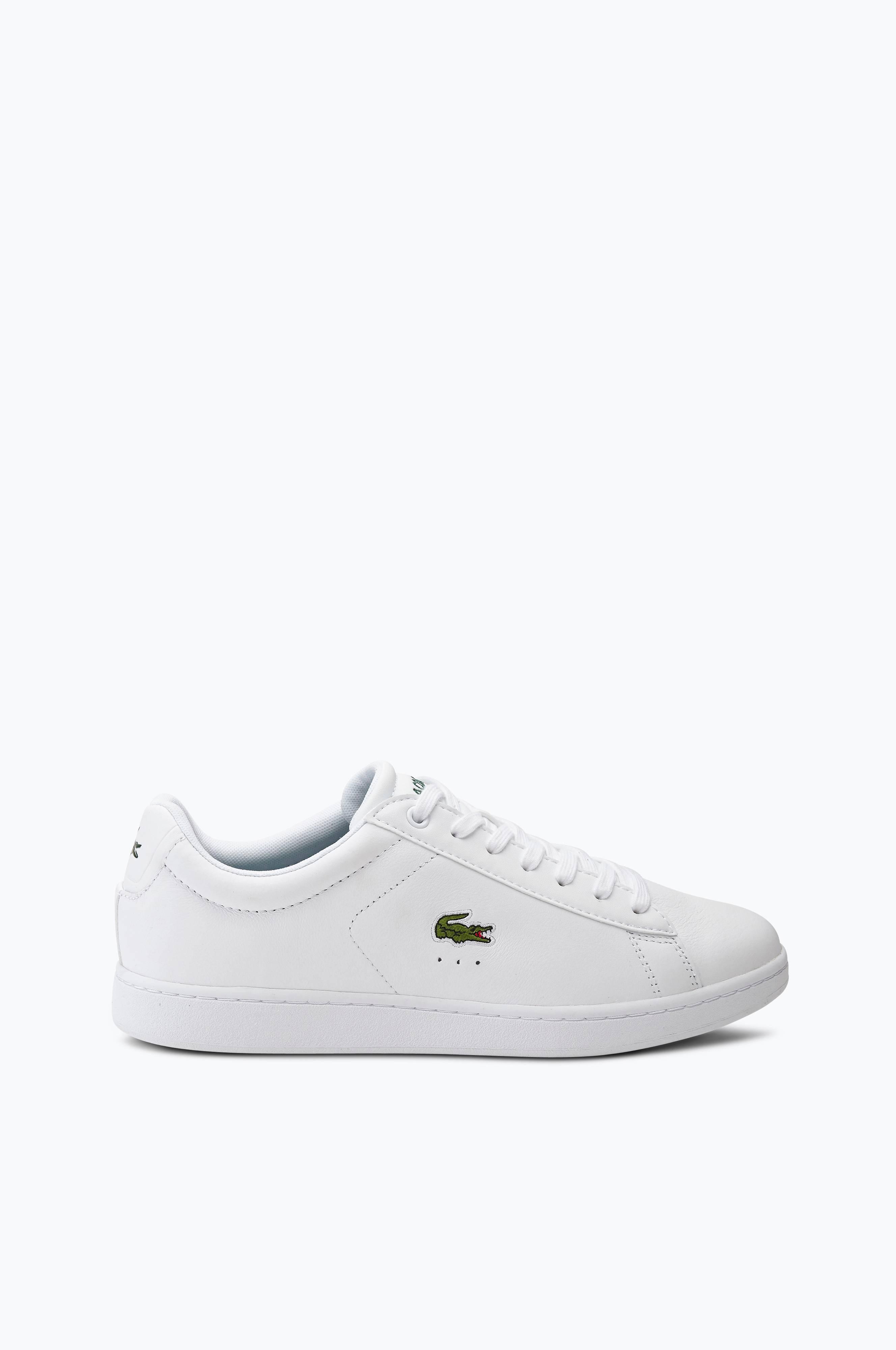 Carnaby dk Lacoste Herre Hvid Sneakers Ellos Evo lFKJT1c